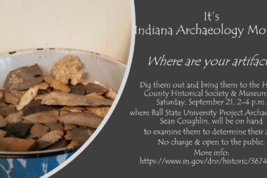 Artifact ID Day