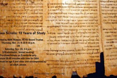 Dead Sea Scrolls Presentation