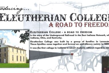 Eleutherian College: A Road to Freedom