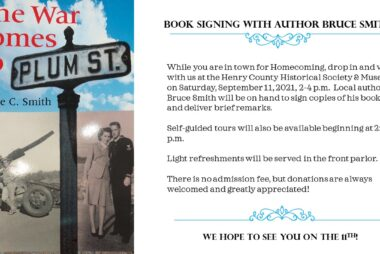 Book Signing!